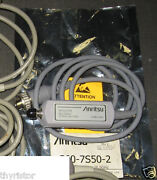 Anritsu 560-7s50-2 26.5 Ghz Detector For Wiltron 560/56/ 54000 Series Analyzers
