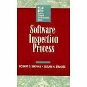 Software Inspection Process Mcgraw-hill Systems D