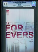 The Forevers Preview Edition Nn Cgc 9.8 2016 Sdcc 27/66 Only 66 Printed Htf