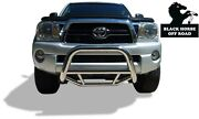 Black Horse Max Bull Bar Grille Guards Stainless Fits 01-07 Toyota Highlander