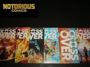 Crossover 1 2 3 4 5 6 Complete Comic Lot Run Set Image Donny Cates Geoff Shaw