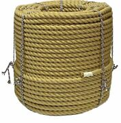 Rope - Synthetic Hemp Polyhemp Hempex For Decking Garden And Boating 6mm-36mm