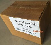 2011 Benchwarmer Holiday Case12 Factory Box Set /60 Total 260+ Autograph/auto