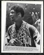 Mar 22 1969 Wire Photo Lew Alcindor/ucla Def Purdue In Ncaa Finals 3rd In A Row