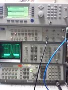 Hp 85660b Spectrum Analyzer Measuring Unit Working For Hp8566b Display Not Incl
