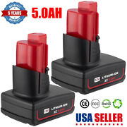 Cordless Electric Screwdriver Drill Power Tool Kits And 2.0ah Rechargeable Battery