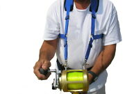 Stand-up Fishing Harness For Offshore Big Game Fishing