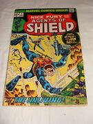 Nick Fury And His Agents Of Shield 1 Feb 1973, Marvel Fine Steranko Cover