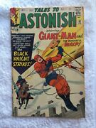 Ant Man And The Wasp Andndash Tales To Astonish No. 52 Vg- 3.5 By Stan Lee