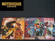 Amazing Spider-man Renew Your Vows 1 2 3 4 Complete Comic Lot Set Excelsior Bin