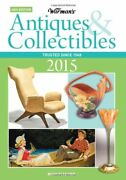 Warmans Antiques Andamp Collectibles 2015 Price Guide
