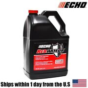 Genuine Oem Echo Red Armor 2 Cycle Oil 50 Gallon Mix 501 6550050 1 Gallon