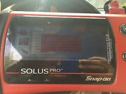 Snap On Solus Pro Scanner Eesc 316 With 12.4 Bundle 2012 European Cars Included