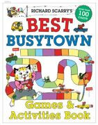 Richard Scarrys Best Busytown Games Andamp Activity Bo