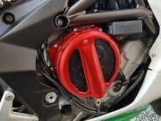 Cnc Racing Clear Clutch Cover 4 Colors For Mv Agusta F3 675 800 / Rivale 2012-20