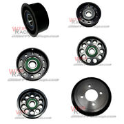 Bps Cobra Jet Shelby Gt500 Complete Lightweight Pulley Kit 5.4 5.8 2007-2010