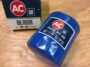 Chevrolet Buick Cadillac Pontiac Olds Nos Gm A/c Delco Pf-30 Oil Filter 6437994