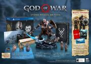 God Of War Complete Collection Ps3 And Ps4 Collectors Edition Included