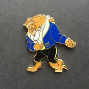 Beauty And The Beast Core Pins Beast Very Rare And Hard To Find- Disney Pin 6326