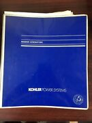 Kohler Power Systems Marine Generators Product And Accessories Sales Catalog