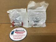 2 New 100319221 Mks Nw16-1/2andrdquovcrf Adapter Nw16 - 1/2 Vcr F Vps-kf16fvcr13