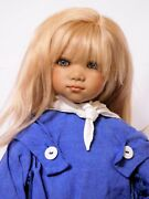 2002 Miki Kinder Collection By Annette Himstedt 28 71cm_le 377_no Box W Coa