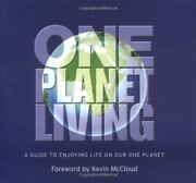 One Planet Living A Guide To Enjoying Life On Our One... By Paul King Paperback