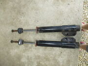 87-93 Ford Mustang Struts Set Pair Front 8 Cyl 5.0 56k Miles Used Oem Motorcraft