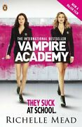 Vampire Academy Official Movie Tie-in Edition Book 1 By Mead, Richelle Book