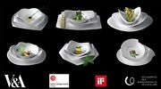 Rosenthal - A La Carte Serv Dishes 36 Pieces For 12 Persons 6 Shapes - Dealer