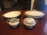 Ch Fields Haviland Limoges Gda France Various Serving Dishes