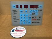 Ps511124p16 Electro Cam Ps-5111-24-p16 Programmable Limit Switch Freeshipsameday