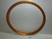 Akront Rim Gold 21 -1.4-36t 988 Made In Spain Original New