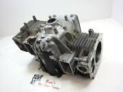Briggs And Stratton 14hp Opposed Twin 400707 Cylinder Crankcase Block Std Bore 3