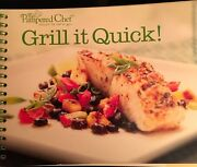 The Pampered Chef Grill It Quick Cook Book 2008 Pb Js