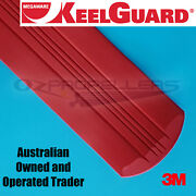 Keel Guard 6 Feet Red Keel Protector Megaware Boat Length- Up To 18 Foot