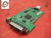 Canon Imagerunner 1370f Parallel Usb Print Controller Pcb Assembly