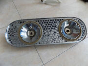 1958 - 59 Ford Thunderbird Right Side Tail Light Back Plate