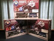 Lionel Hershey's Train Set G Gauge Remote Scale 6 Ft Track 7-11352 Retired Rare