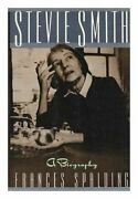 Stevie Smith A Biography By Frances Spalding Hardback Book The Fast Free