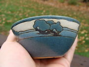 SEG PAUL REVERE POTTERY BOWL ~ DATED 1911 SIGNED RH~NO RESERVE