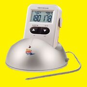 Et-71d By Maverick Wireless Remote Cooking Bbq Smoker Thermometer Range 100'/30m
