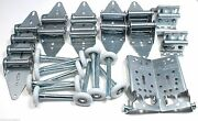 Garage Door Hinge And Roller Tune Up Kit For 8and039 X 8and039 Or 9and039 X 8and039 - With Options