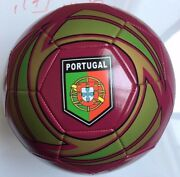 Lot Of 50 Portugal Soccer Balls Size 5 Good For Charity Christmas Special Deal