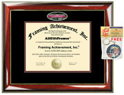 Lock Haven University Diploma Frame Campus Photo College Degree Lhu College Gift