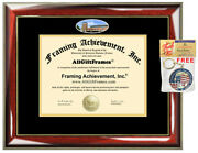 Roger Williams University Diploma Frame Campus Photo College Degree Framing Gift