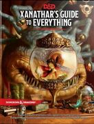 Xanatharand039s Guide To Everything Dungeons And Dragons Dandd [new Book] Di