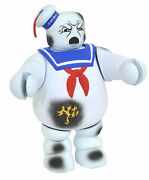 Sdcc 2017 Ghostbusters Battle Damaged Stay Puft Vinimate Diamond Select