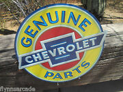 Cool Accessory Car Show Metal Display Gm Chevrolet Genuine Paamerican Icon Chevy