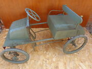 Car Antique Toy Car 50 Years